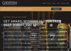 ghostfishbrewing.com