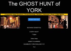 ghosthunt.co.uk