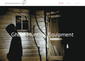 ghosthuntingcornwall.com