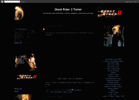 ghostrider2movietrailer.blogspot.com
