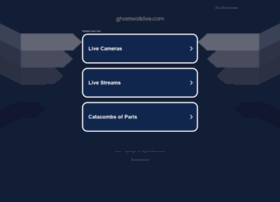 ghostwalklive.com