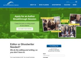 ghostwriter-needed.com