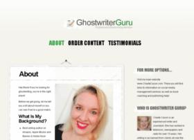 ghostwriterguru.com