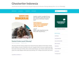 ghostwriterindonesia.com