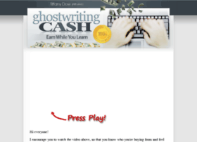 ghostwritingcash.com