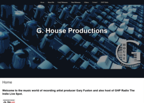 ghouseproductions.net