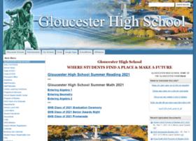 ghs.gloucesterschools.com