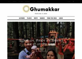 ghumakkar.com