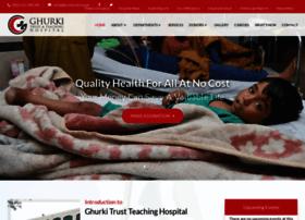 ghurkitrust.org.pk