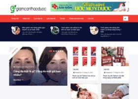 giamcanthaoduoc.com.vn