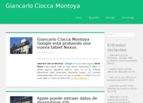 giancarlociocca.org