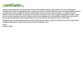 giantgator.com
