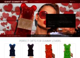 giantgummybears.com