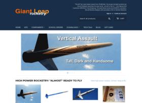 giantleaprocketry.com