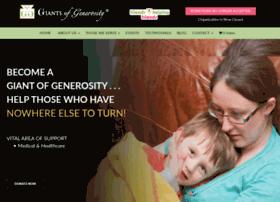 giantsofgenerosity.org