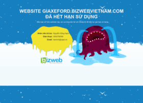 giaxeford.bizwebvietnam.com