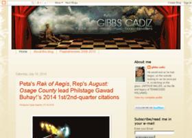 gibbscadiz.blogspot.com