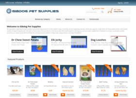 gibdogpetsupplies.com