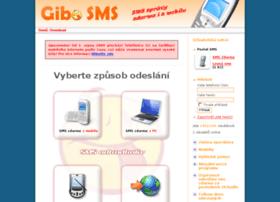 gibosms.cz