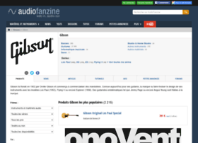 gibson.audiofanzine.com