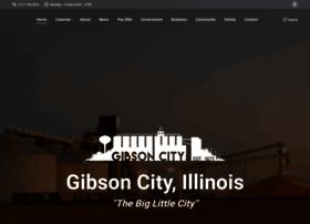 gibsoncityillinois.com