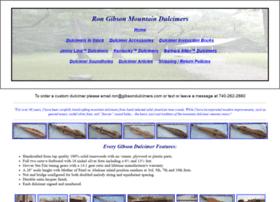 gibsondulcimers.com