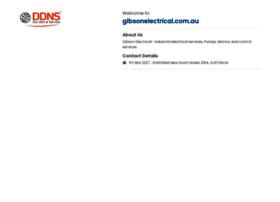gibsonelectrical.com.au