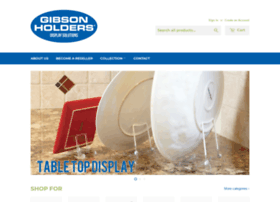 gibsonholders.com