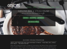 gibsonssteakhouse.com