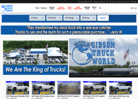 gibsontruckworld.com