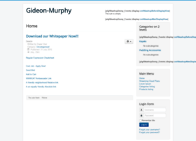 gideon-murphy.com