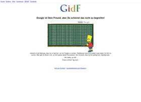 gidf.de