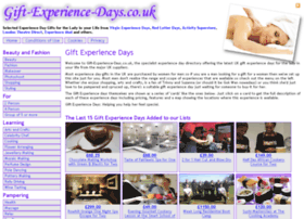 gift-experience-days.co.uk