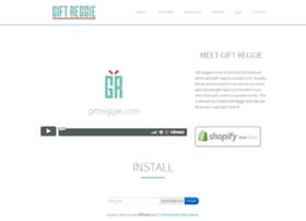 gift-reggie.eshopadmin.com