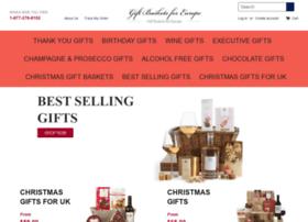 giftbasketsforeurope.com