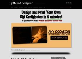 giftcarddesigner.com