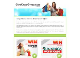 giftcardgiveaways.com.au