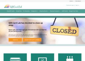 giftcardlab.com