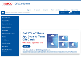 giftcards.tesco.com