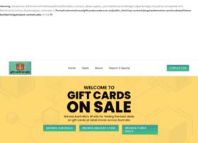 giftcardsonsale.com.au