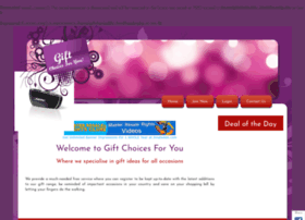 giftchoicesforyou.com