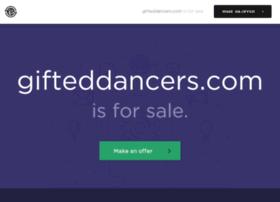 gifteddancers.com