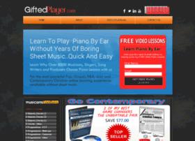 giftedplayer.com