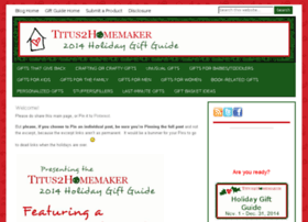 giftguide.titus2homemaker.com