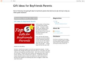 giftideasforboyfriendsparents.blogspot.ie