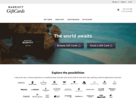 gifts.marriott.com