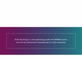 giftsbydesign.net