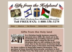 giftsfromtheholyland.com