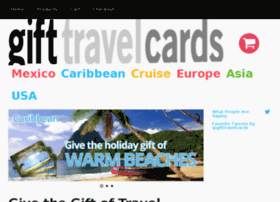gifttravelcards.com