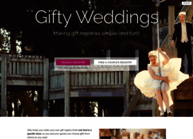 giftyweddings.com